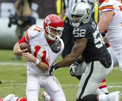 Oakland Raiders' Khalil Mack focused on wins, not sacks