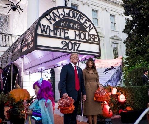White House hosts Halloween festivities