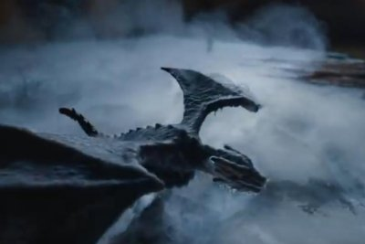 Fire and ice devour map in 'Game of Thrones' teaser