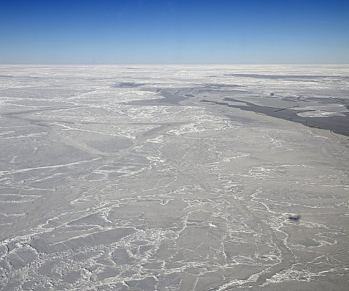 ICESat-2 helps scientists measure ice thickness in the Weddell Sea