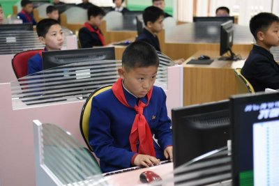 North Korea promotes robotics in education