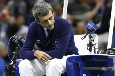 Umpire from Serena Williams tiff won't work her U.S. Open tennis matches