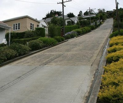 New Zealand road once again the world's steepest after Guinness review