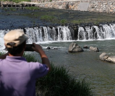 River near North Korea designated UNESCO Global Geopark