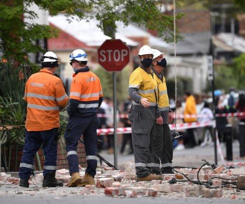 5.8-magnitude earthquake brings damage to southeast Australia