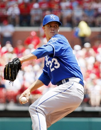 Royals' Greinke voted AL Cy Young Award