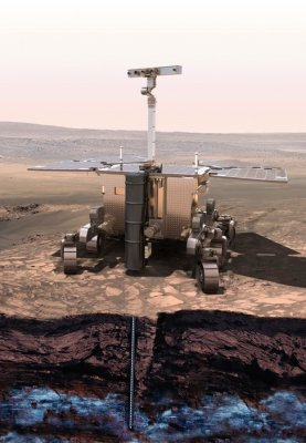 European pact on Mars mission signed