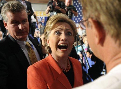 Clinton's W.Va. win renews determination