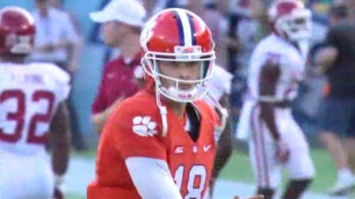 Clemson crushes Oklahoma in Russell Athletic Bowl