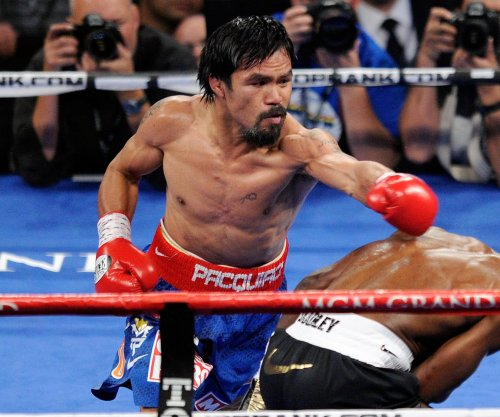 Manny Pacquiao agrees to fight Floyd Mayweather Jr., awaits response