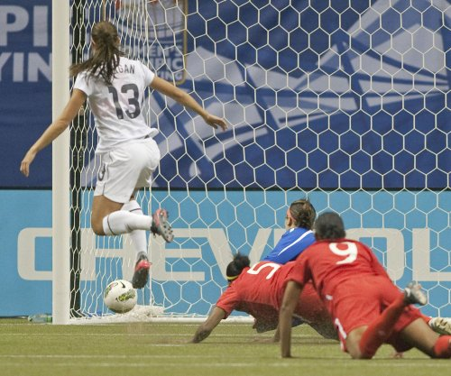 USA's Alex Morgan close to full recovery