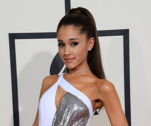 Ariana Grande does a great Celine Dion impersonation for Jimmy Fallon