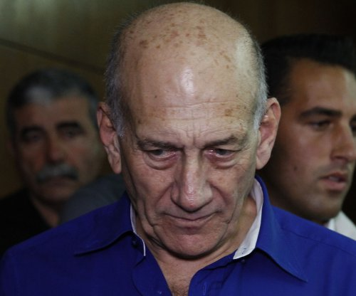 Former Israeli PM Ehud Olmert guilty of fraud, breach of trust