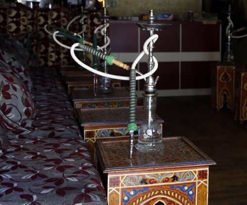 Secondhand smoke at hookah bars dangerous for workers