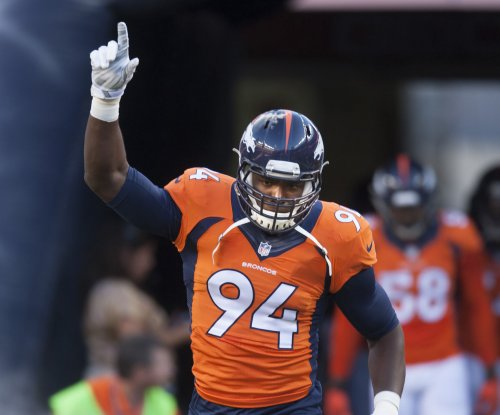 DeMarcus Ware brought championship glare to Denver Broncos