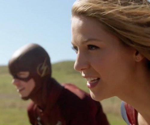 CW announces 'Arrow,' 'The Flash,' 'Legends of Tomorrow,' 'Supergirl' crossover special