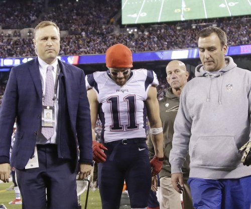 New England Patriots WR Julian Edelman returns to practice