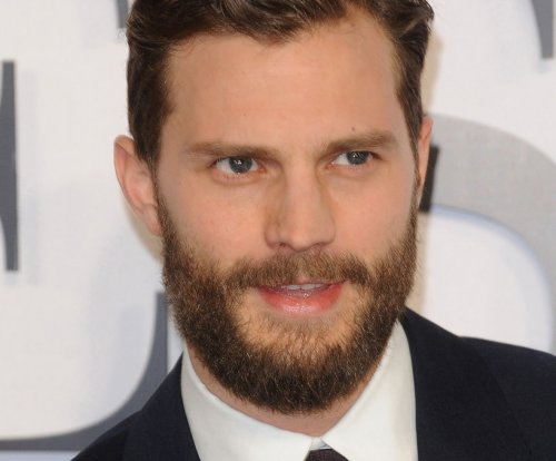 'Fifty Shades' star Jamie Dornan helps take down the Butcher of Prague in 'Anthropoid'