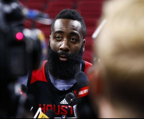 James Harden's 38 points help Houston Rockets beat New Orleans Pelicans