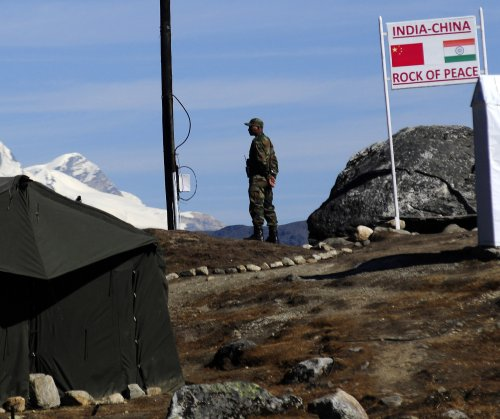 Tensions rise after Chinese, Indian troop clash at disputed Himalayan border