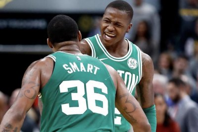 Terry Rozier, Boston Celtics steal win from Indiana Pacers