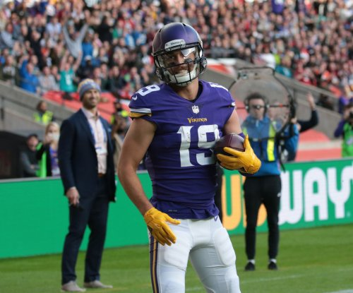Minnesota Vikings' Adam Thielen, Andrew Sendejo expected to play vs. Eagles