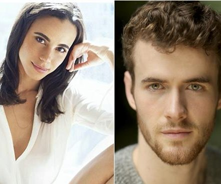 Parisa Fitz-Henley, Murray Fraser to star in 'Harry & Meghan' TV movie