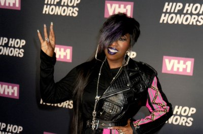 Missy Elliott to receive MTV's Vanguard Award