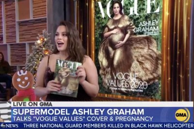 Ashley Graham covers Vogue amid pregnancy: 'This is an honor'