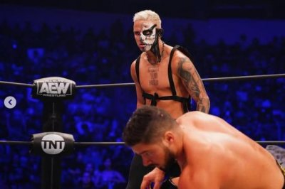 AEW Fyter Fest: Darby Allin, Ethan Page have first Coffin Match