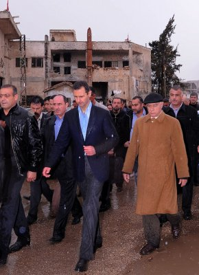 Syrian rebels issue cease-fire deadline