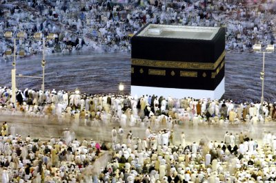 Hajj season brings good news, hope to Middle East