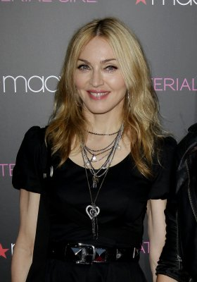 Madonna to open fitness center in Moscow