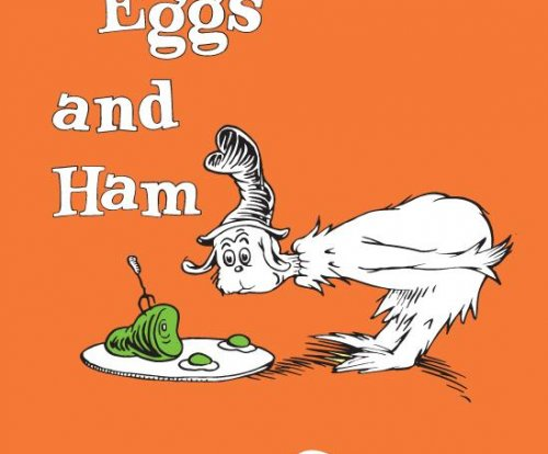 Netflix orders 'Green Eggs and Ham' series, produced by Ellen DeGeneres