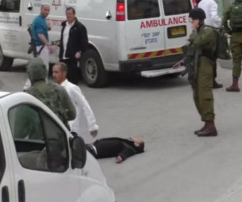 Israeli soldier detained after shooting wounded Palestinian