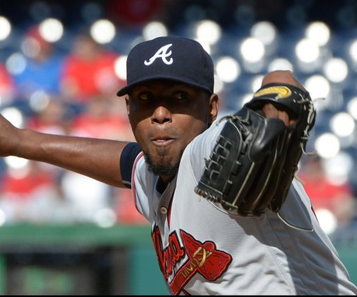 Atlanta Braves' Julio Teheran records one-hit shutout vs. New York Mets