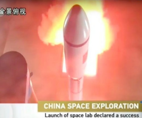 Tiangong-2 launched: China's secord orbital module is space-bound