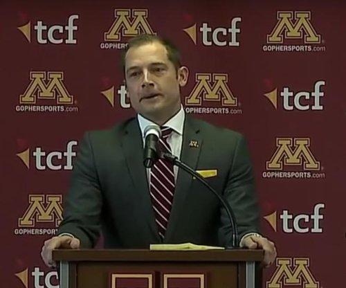 Minnesota hires Western Michigan's P.J. Fleck as coach