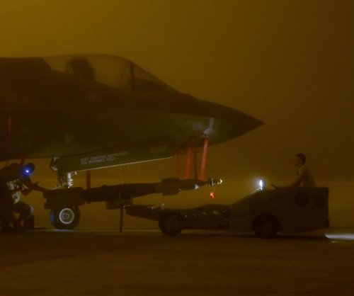U.S. AETC fires first live bombs from an F-35A