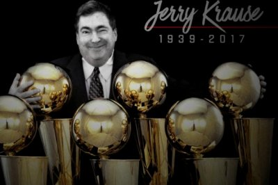 Former Chicago Bulls GM Jerry Krause dies at 77