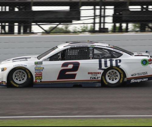 NASCAR: Michigan's Brad Keselowski claims pole at home track