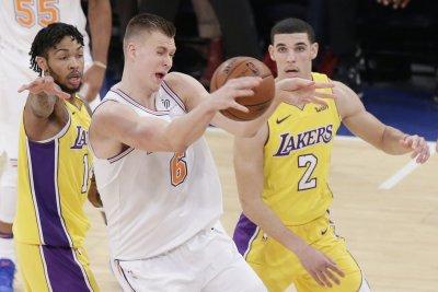 New York Knicks: Kristaps Porzingis avoids serious injury