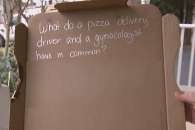 Pizza Hut worker fired over off-color joke inside pizza box