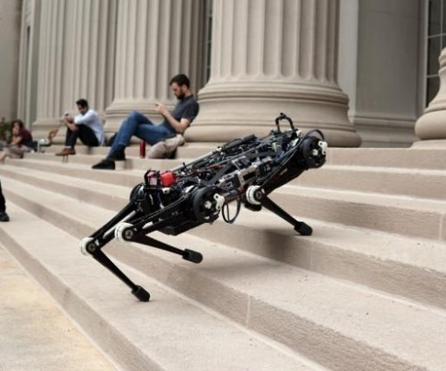 MIT's Cheetah 3 robot avoids obstacles without the help of vision