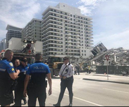 Miami Beach condo set for demolition collapses early
