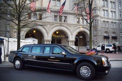 Lawsuit against Trump, his D.C. hotel dismissed