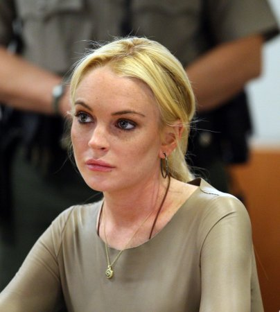 Report: Lohan warming to plea bargain