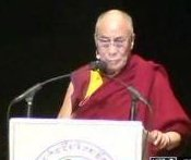 Dalai Lama celebrating 80th birthday at Southern California summit