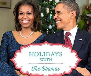 Obama, Biden families release holiday-themed Spotify playlists