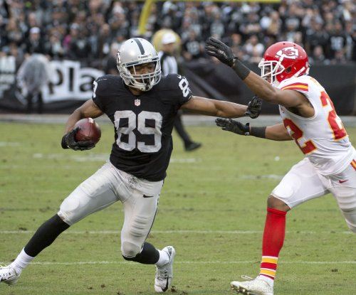 Oakland Raiders WR Amari Cooper added to Pro Bowl roster